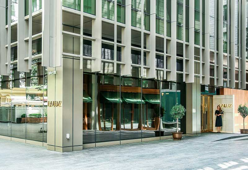 Laluz Opens In Four Seasons Difc Restaurants Back Of House Food Beverage Kitchens Catering Operators Four Seasons New Restaurants Dubai Caterer Middle East