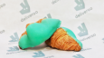 Deliveroo and Bull&Roo to give away free croissants