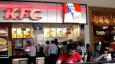 KFC restaurant in Michelin star hunt