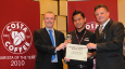 Costa regional coffee champion crowned