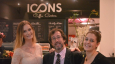 Icons coffee introduces salty ice cream