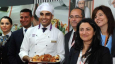 Turkish Airlines bring Flying Chefs to Dubai