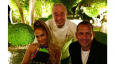 Nobu welcomes Jennifer Lopez at Atlantis, The Palm