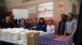 Horeca & Appetite provide iftar for labourers