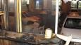 Oman hotel restaurant blaze injures two