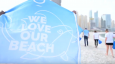 VIDEO: Joining Zero Gravity in their monthly beach clean-up