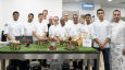 Valrhona and Chef Middle East host Abu Dhabi pastry workshop