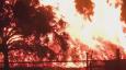 45,000 barrels of Jim Beam bourbon destroyed in fire