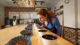 Coffee Planet team members achieve top certification