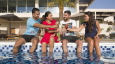 Hilton Garden Inn launches BBQ pool party