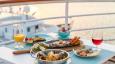 The QE2 launches Mediterranean restaurant