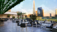 Sofitel Dubai Downtown's rooftop lounge gets Mediterranean makeover