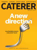 Caterer Middle East - August 2020