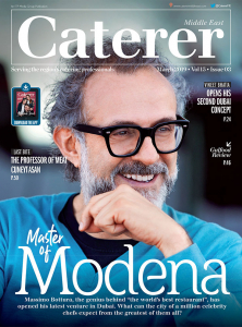 Caterer Middle East - March 2019
