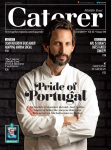 Caterer Middle East - April 2019