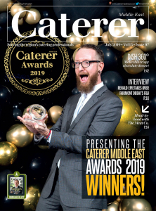 Caterer Middle East - July 2019