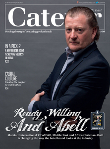 Caterer Middle East - August 2019