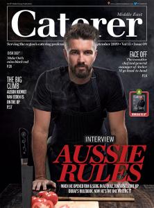 Caterer Middle East - September 2019