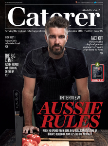 Caterer Middle East - September 2019