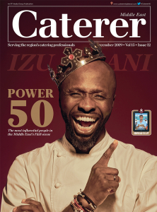 Caterer Middle East - December 2019
