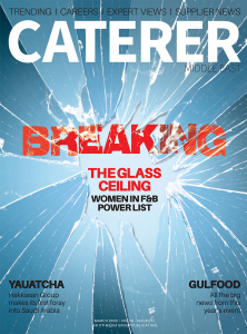 Caterer Middle East - March 2020