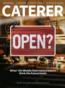 Caterer Middle East - June 2020
