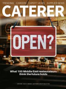 Caterer Middle East - June 2020