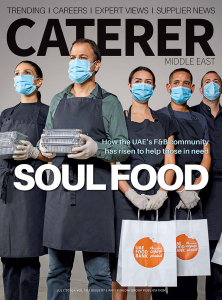 Caterer Middle East - July 2020