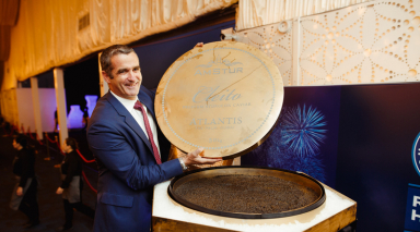 Atlantis The Palm lands Guinness record for world's largest caviar
