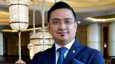 Arun Narayanan joins The St. Regis Abu Dhabi as new F&B lead