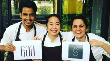 Indian female chef's restaurant awarded Michelin star