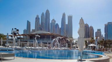 Peter Skudutis tells us how he revolutionised Dubai's Zero Gravity