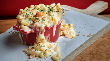 Dish 360: Lobster Mac and cheese