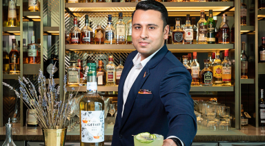 Drink 360: Make a Tomorrowland cocktail