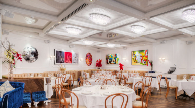PHOTOS: A look around Bistrot Bagatelle