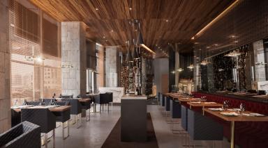 99 Sushi Bar & Restaurant prepares to open in Dubai's Address Downtown