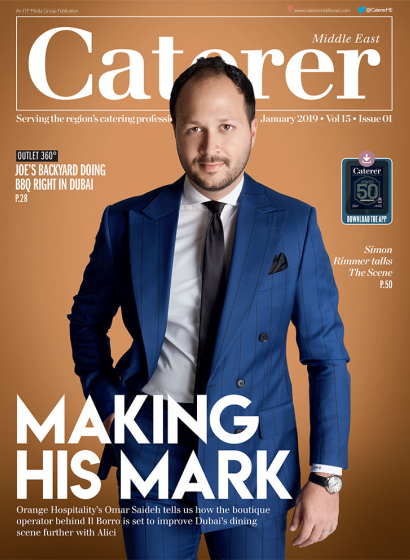 Caterer Middle East - January 2019