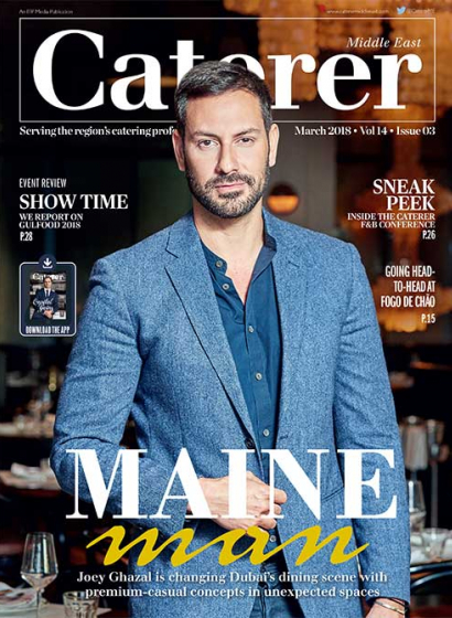 Caterer Middle East - March 2018