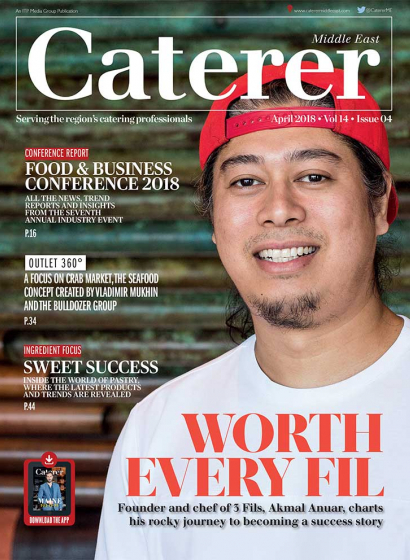 Caterer Middle East - April 2018