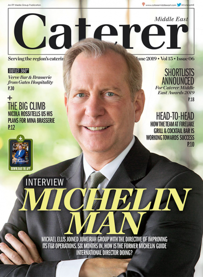 Caterer Middle East - June 2019