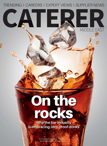 Caterer Middle East - September 2020