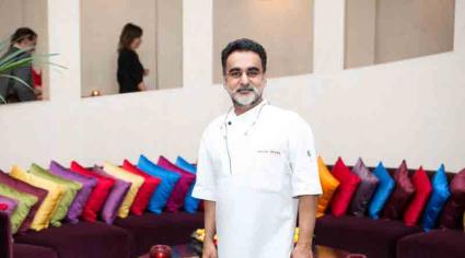 PHOTOS: Vineet Bhatia launches new menu in Dubai
