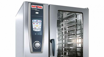 Rational launches new combi-oven