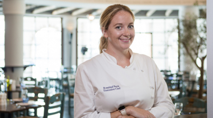 VIDEO: Express Edit with Courtyard Marriott DGC executive chef Rosalind Parsk