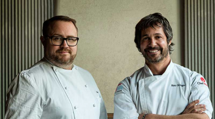 Last Bite: Jamie Bissonette and  Ken Oringer