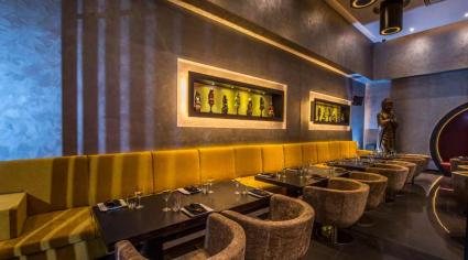 Japanese fusion lounge lands at Souk Al Bahar