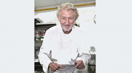 VIDEO: Quickfire Q&A with French chef Pierre Gagnaire