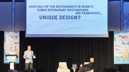 Original restaurant design needed in the industry