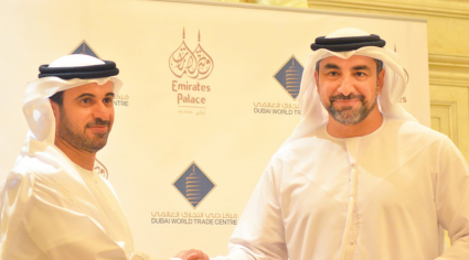 Emirates Palace Catering by DWTC launches in Abu Dhabi