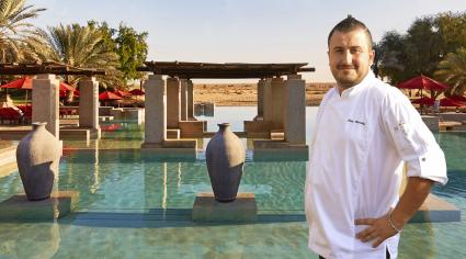 Bab Al Shams Desert Resort & Spa welcomes new executive chef